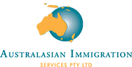 Australasian Immigration Logo